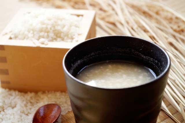 米麹のあまざけ